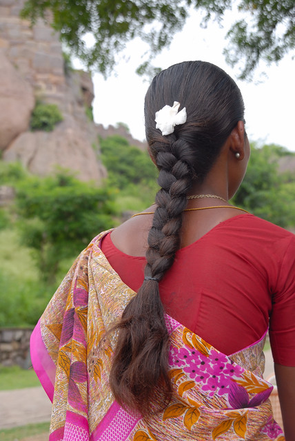 Indian long hair braids - a gallery on Flickr