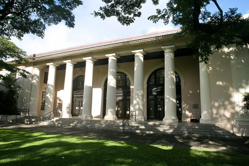 Honolulu Library
