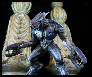 McFarlane Halo 3 Series 3 - Elite Combat