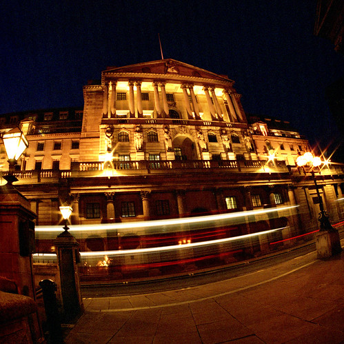 Bank of England at Night - Arsat 30mm Fisheye lens on Flickr