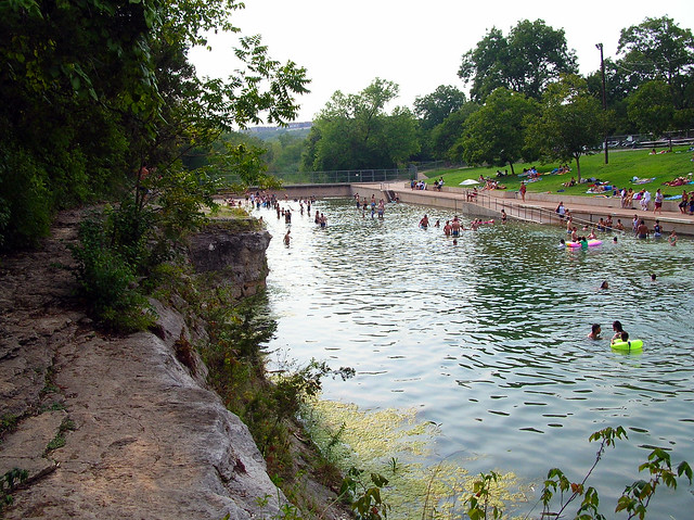 Barton springs 2 flickr photo sharing for Barton creek nursery