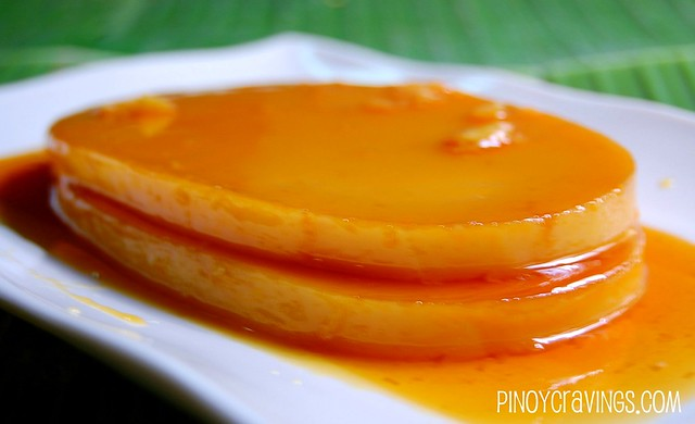 how to cook leche flan filipino style