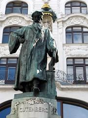 1., Innere Stadt — Gutenberg 1