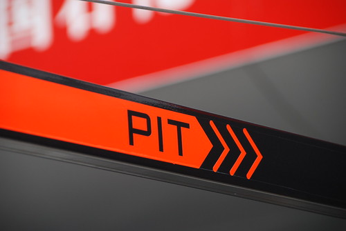 F1 Pit Sign