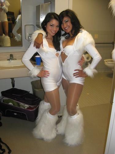 Snow Bunny Costumes.
