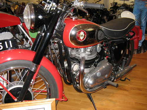 Solvang Motorcycle Museum Oct. 2008