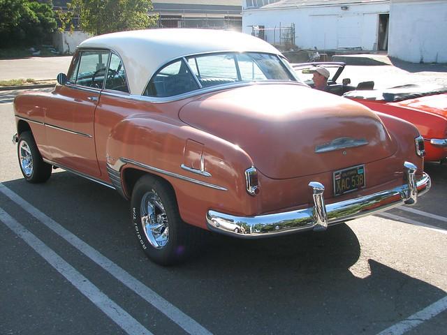1952 chevrolet bel air 2 door hardtop custom 39 xac 538 39 4 for 1952 chevy two door hardtop