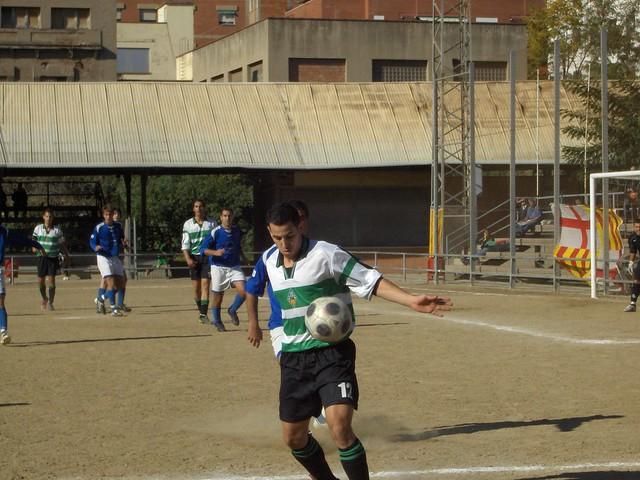 U.E. Sants - U.D. Vista Alegre (16/11/2008)