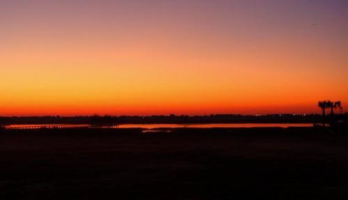 sunrise dawn northcarolina hampstead