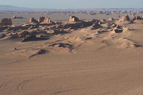 kerman iran desert lutdesert dashtelut unescoworldheritagesite unesco