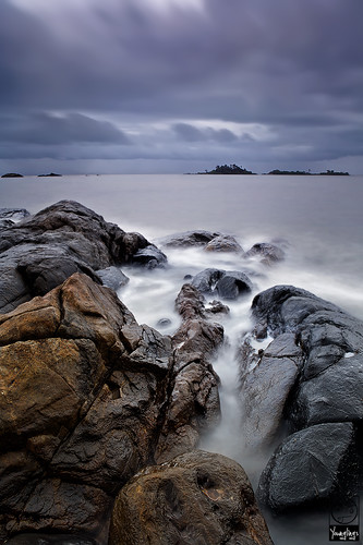 longexposure blue light cloud color nature water rain rock photoshop canon wonderful landscape photo aperture canon5d fabulous paysage ird guyane younglings 973 coolshot nohdr singhray leefilter vosplusbellesphotos yoannrigolleau 2470canonf28l