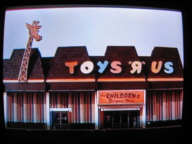 Toys Quot R Quot Us : Toys quot r us stores through the years retro junk