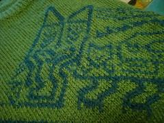 Sat, 07/03/2009 - 17:41 - クスコで買ったアルパカのセーター。