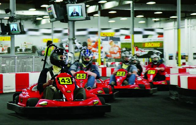 K1 speed karting - Mobile hotel deals