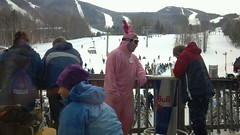 The energizer Bunny????? Sunday River...wtw?