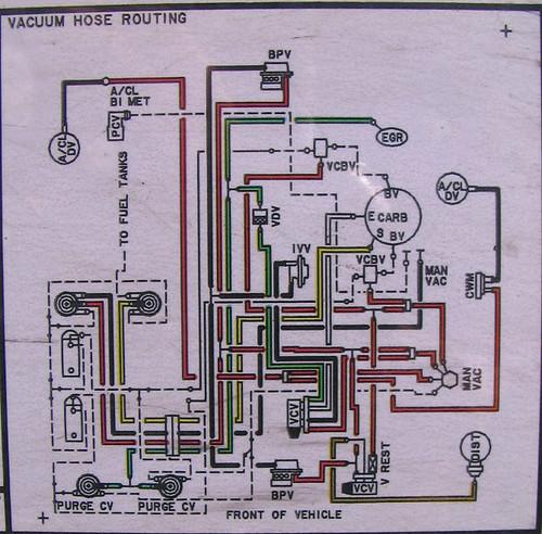 460 Vacuum Diagram Needed