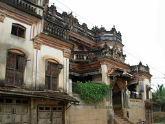 Chettiar Mansion - Kanadukathan, Chettinad