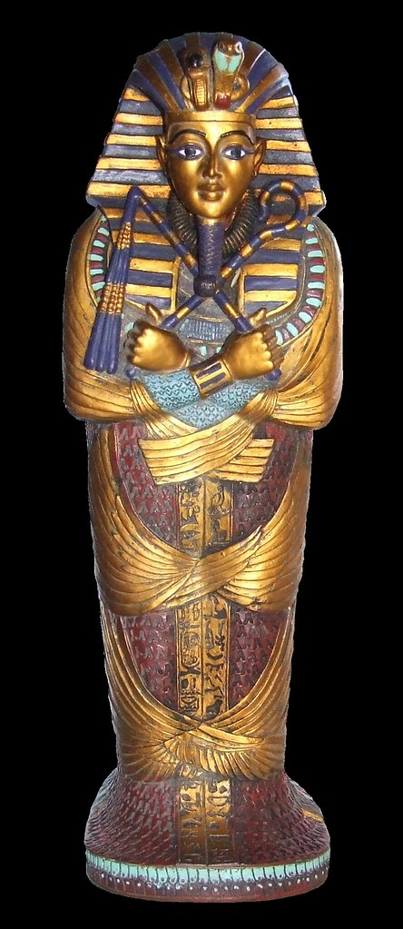 King Tut Sarcophagus * - a photo on Flickriver