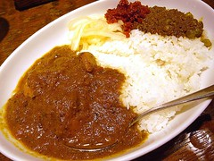 omurice(0.0), gravy(1.0), meal(1.0), stew(1.0), curry(1.0), tonkatsu(1.0), japanese curry(1.0), food(1.0), dish(1.0), cuisine(1.0),