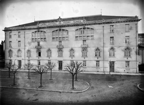 Liceu Pedro Nunes, Lisboa, Portugal