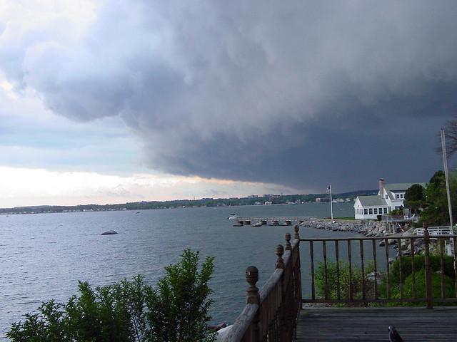 Squantum storm