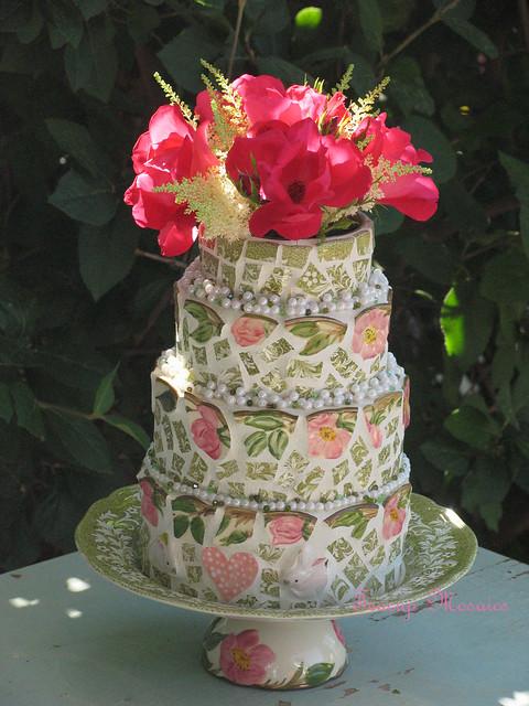 Bunny-Love-Cake