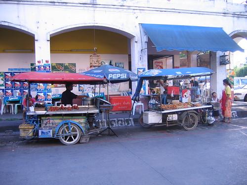 Thai Street food stall