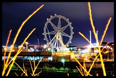 The Star City Amusement Park