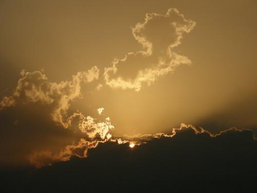 miyazaki sundown