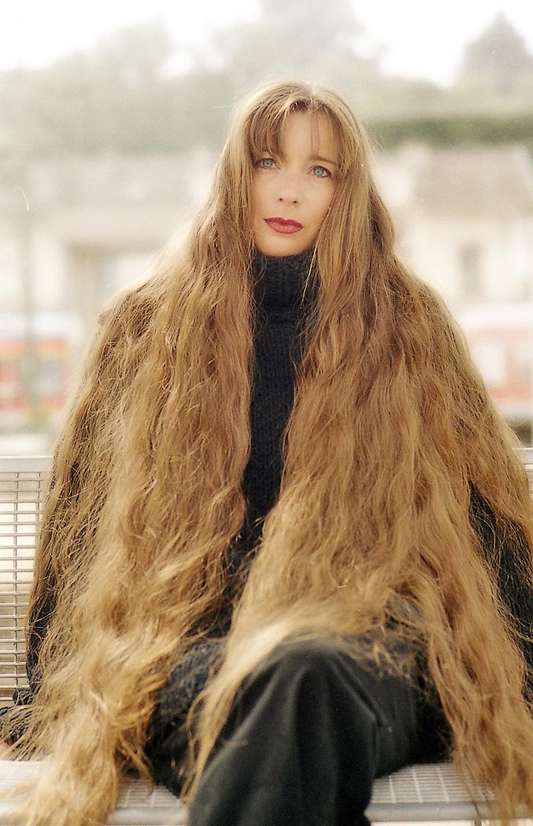 عکسهای موهای بلند معمولی بهترین ستاره - مدل موهای جدید و زیبای دخترانه