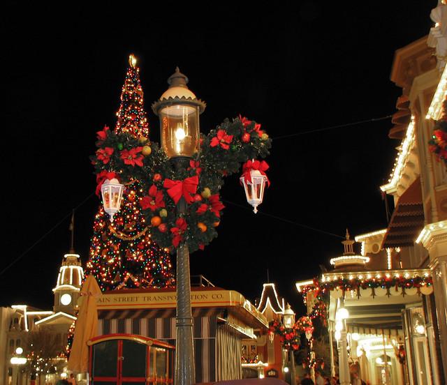 Christmas Decorations, Main Street