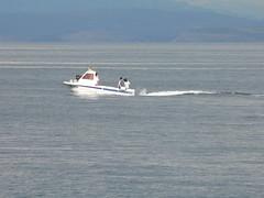 Boating off Opatija