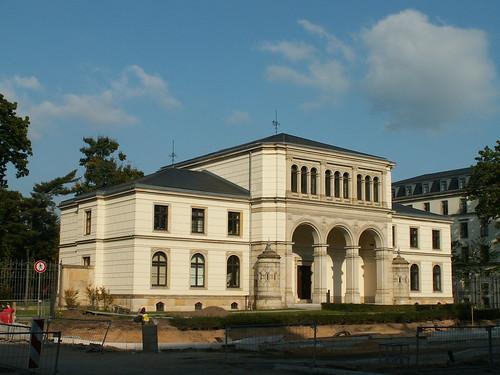 Albertstadt Stauffenbergallee