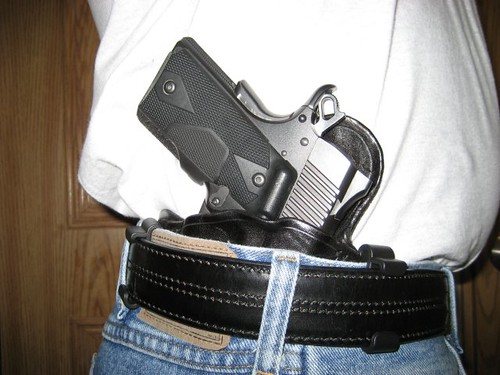 what ccw holster for a kimber ultra carry II? - AR15.COM