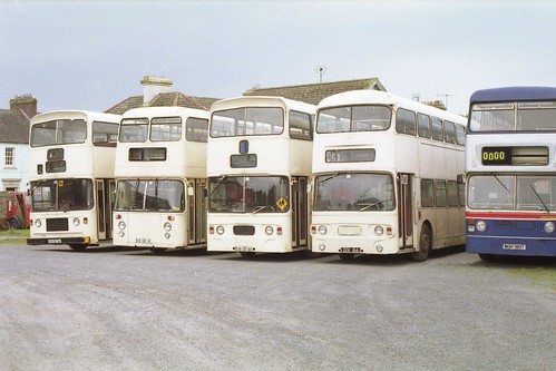 Five Fleetlines