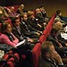 Sáb, 08/11/2008 - 15:25 - Público escuchando a Salustiano Mato durante su ponencia en el salón de actos de Tecnópole. Ourense, 5 de noviembre de 2008. VII Conferencia Internacional APTE.