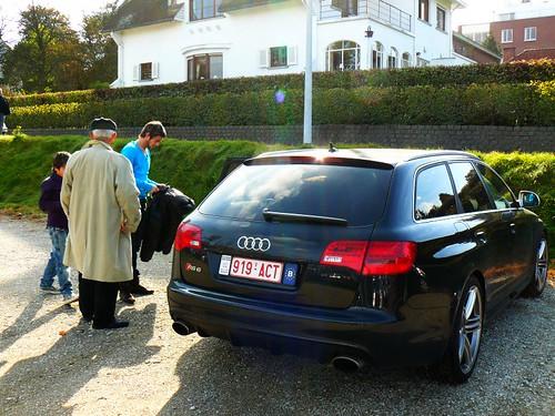 Photo of Steven Defour Audi R8 - car