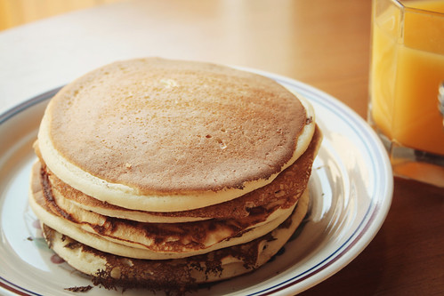 Plain Jane Pancakes