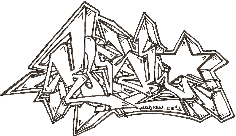 Bocetos graffiti taringa - Como iluminar un escaparate ...