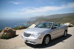 executive car(0.0), mid-size car(0.0), automobile(1.0), automotive exterior(1.0), vehicle(1.0), chrysler sebring(1.0), automotive design(1.0), compact car(1.0), chrysler(1.0), sedan(1.0), land vehicle(1.0), luxury vehicle(1.0), convertible(1.0),