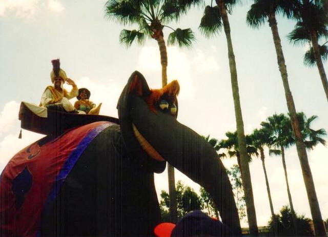 Disney-MGM Studios Tribute: Aladdin's Royal Caravan Parade