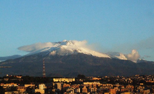Etna Volcano Sicily Italy - Creative Commons by gnuckx