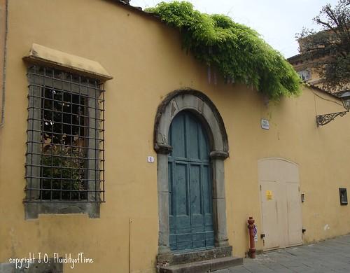 Lucca door
