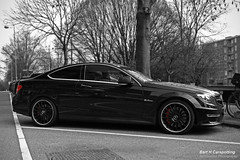Mercedes-Benz C63 AMG Coup�