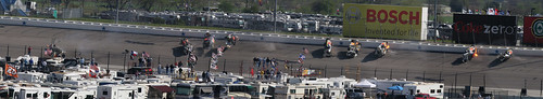usa race texas crash tx racing nascar wreck fortworth luckydog aarons dreammachine qualifying texasmotorspeedway michaelmcdowell samsung500 sprintcup