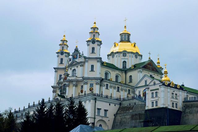 Ukraine, Pochaev Lavra
