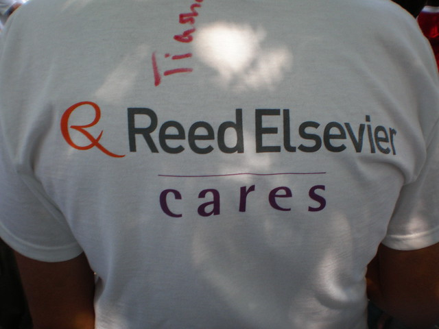 Reed Elsevier Cares