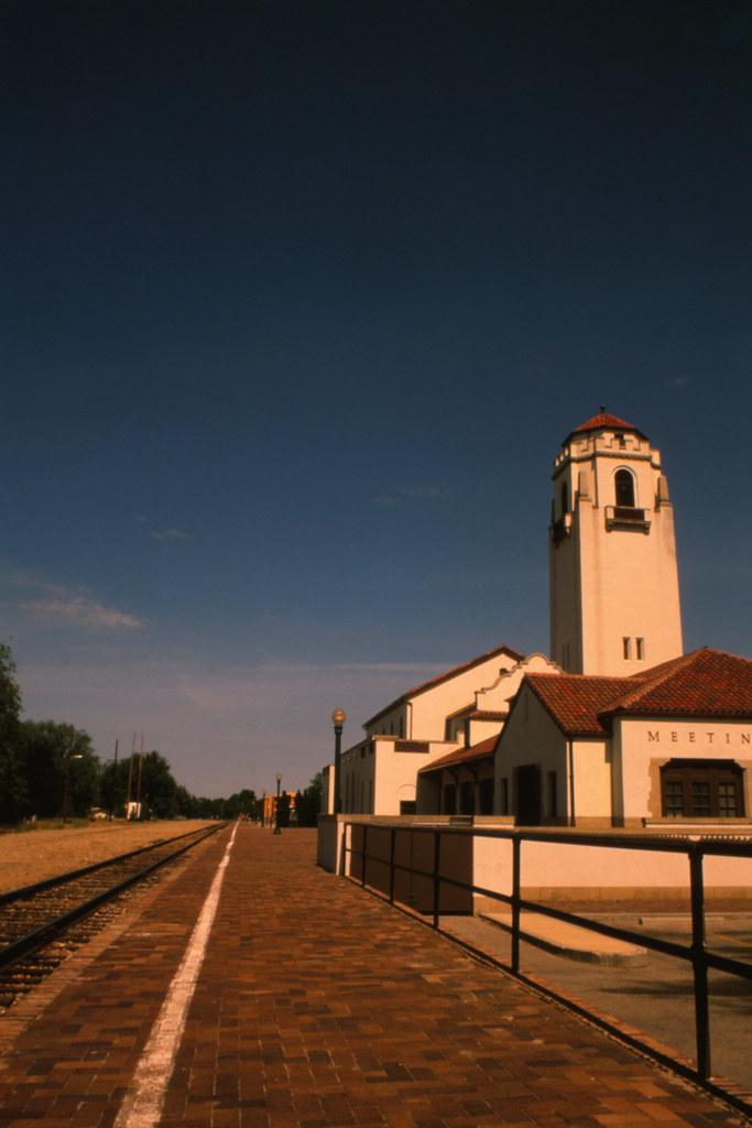Boise depot by mori_blur