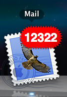 12322 Unread Emails