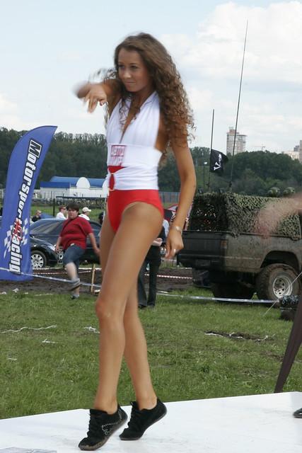 Dancing Pt Crazy Russian Woman 15